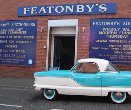 The Featonby's Auction House