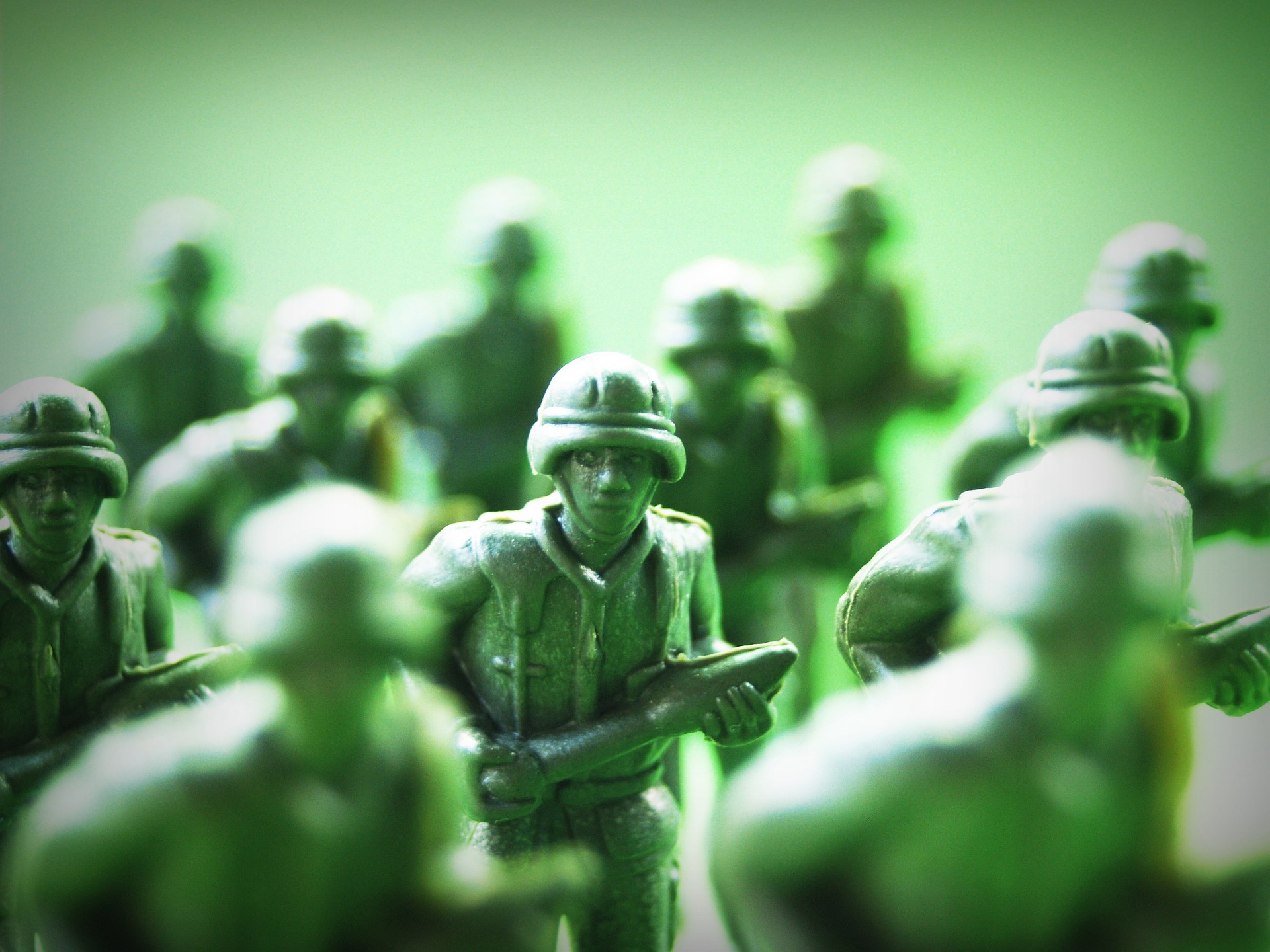 vintage army toy