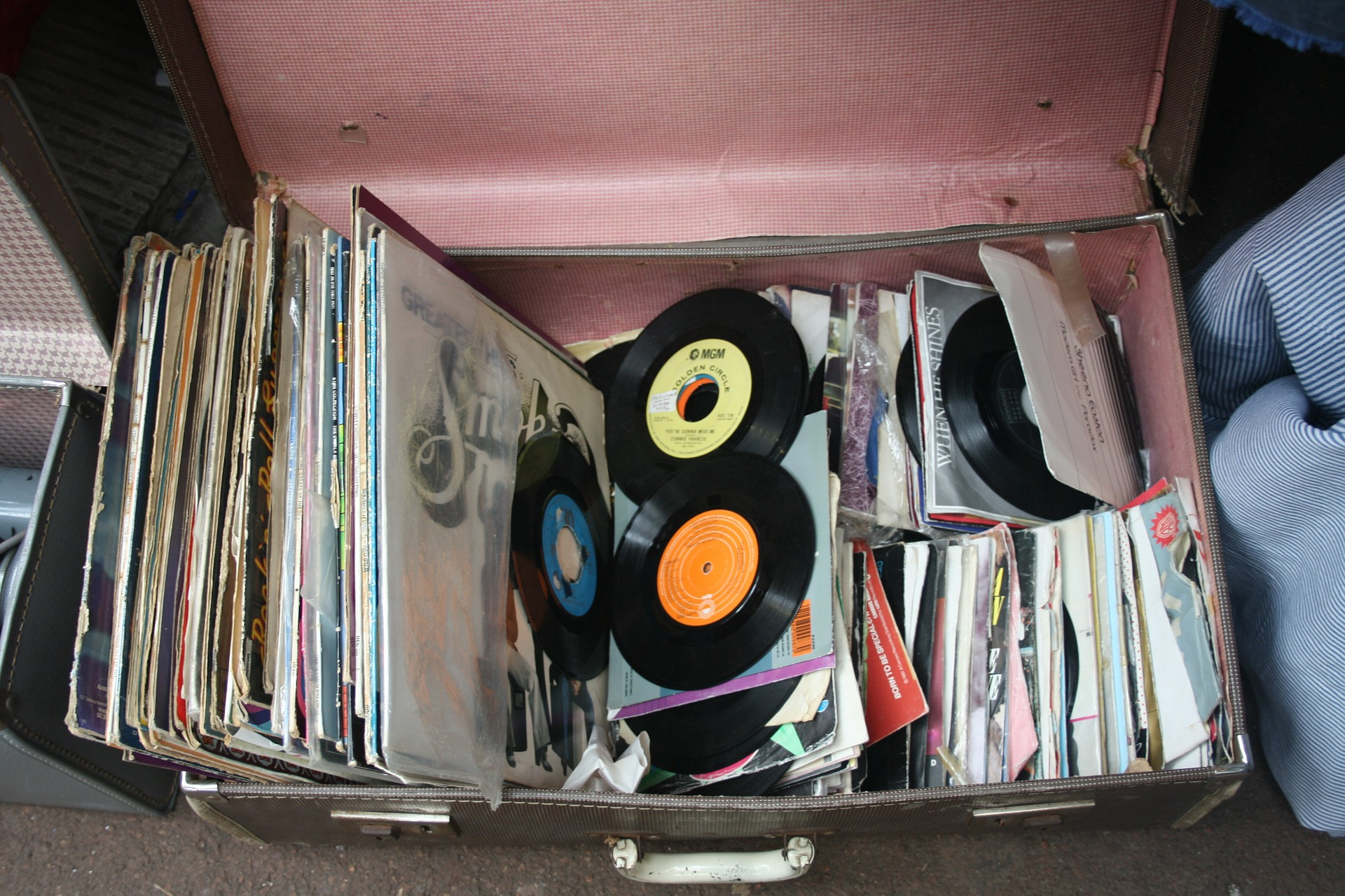 old vinyl records for sale
