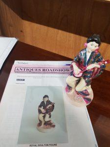 John Lennon - Royal Doulton Geisha - Featonby's Auctioneers