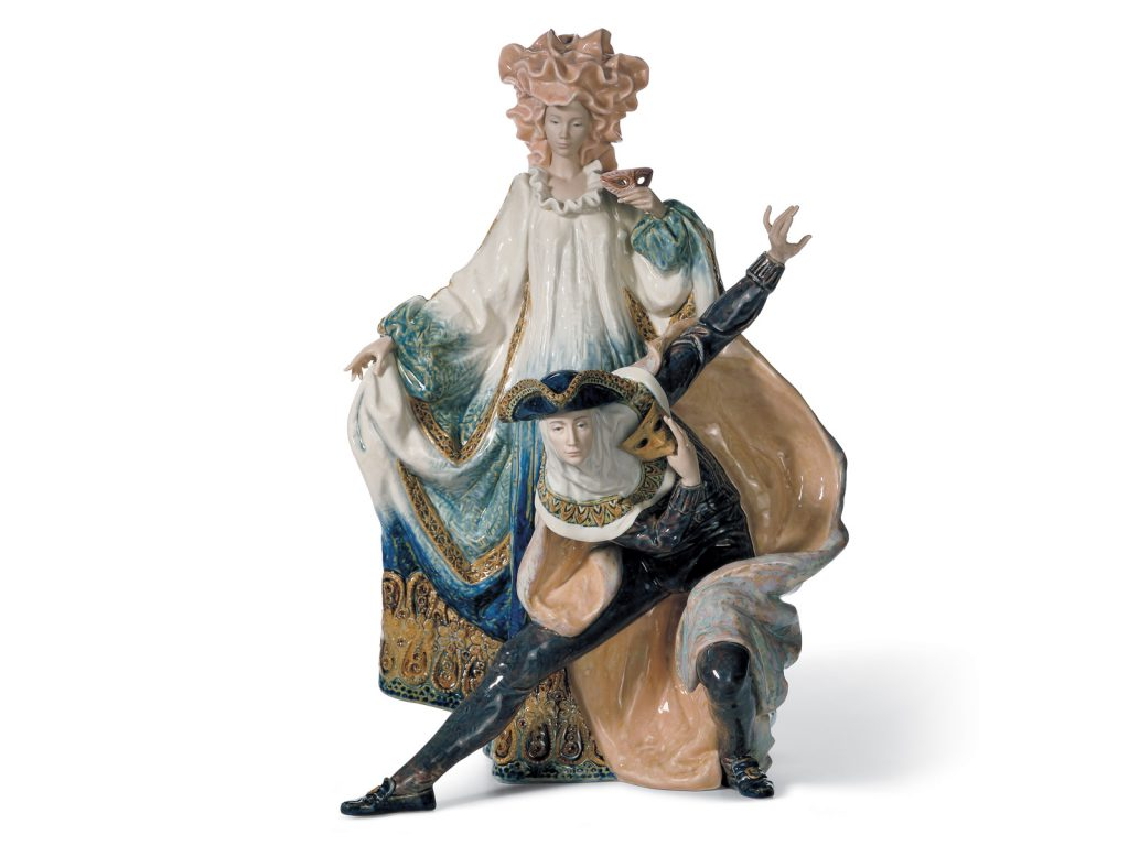 Lladro Venetian Carnival - Featonby's Auctioneer