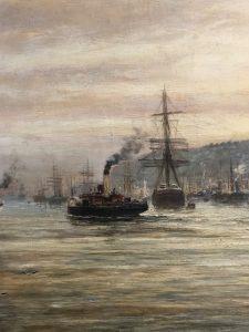 BB Hemy - Bernard Benedict Hemy - Marine Artist - Featonby's Auctioneers