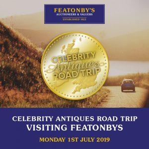 BBC Celebrity Antiques Road Trip