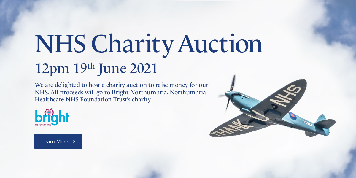 Featonby's to hold NHS charity auction
