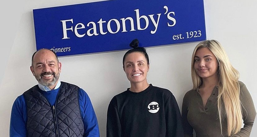 Jordan Porter– Featonby's Newest Sponsor